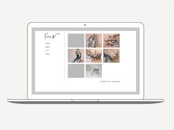 Site web Yves Willaert - Miko Digital LLC - développement web
