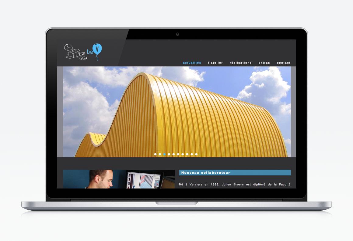 refonte site web liege vanturenhout
