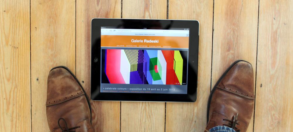 Radeski art Site web
