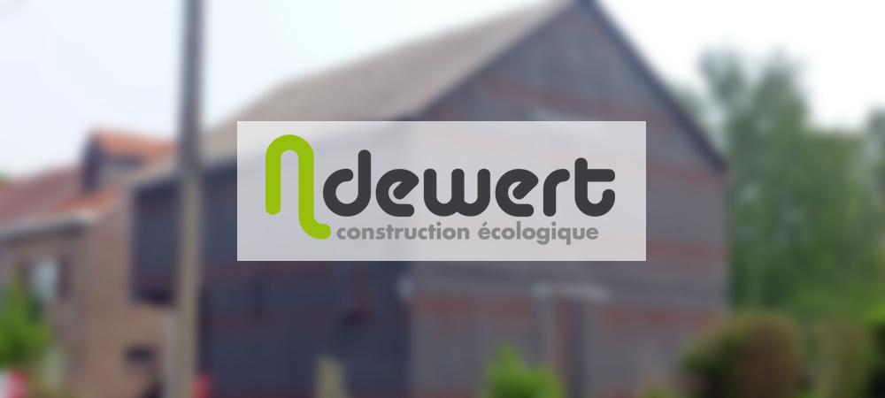 creation site web liege logo ndewert