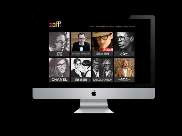 creation site internet liege zaff