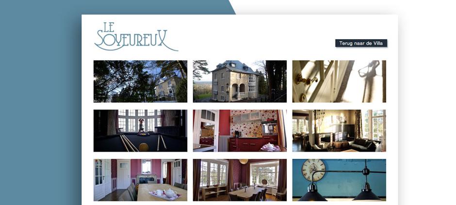 Site web le soyeureux Spa