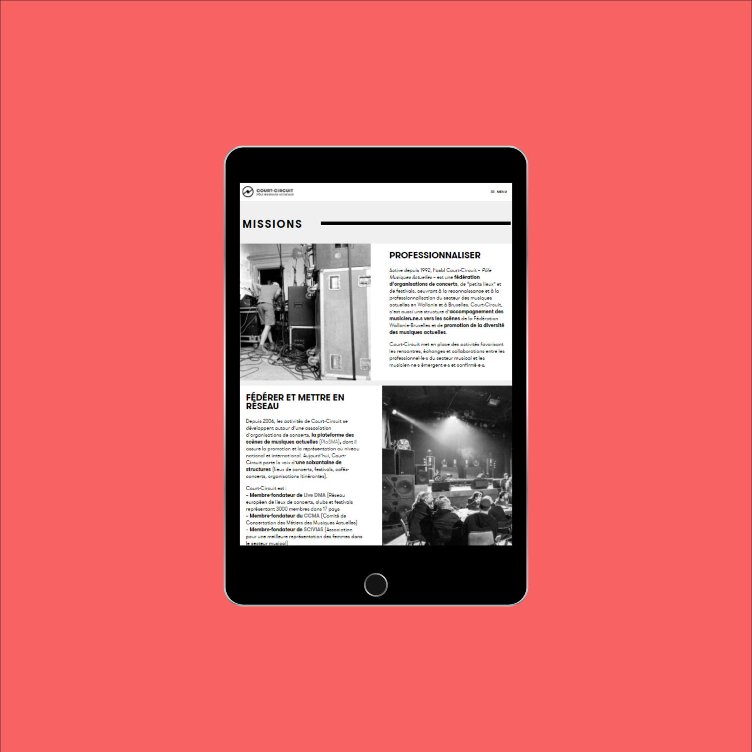 Miko Digital Agence Web à Liège - Court Circuit