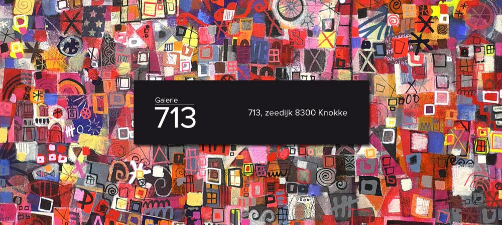 Site Internet Galerie 713