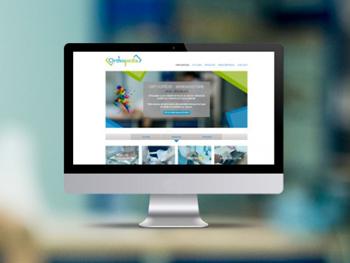 site internet orhtopedia - Miko Digital LLC - développement web