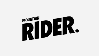 Création site web liege logo Mountain Rider