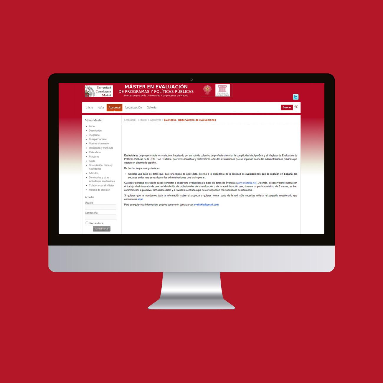 Miko Digital Agence web à Liège - Carte interactive Evaltokia