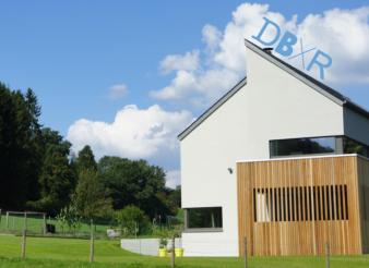 Création site web Liège Architecture DBXR