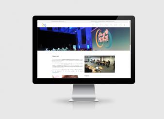 Création site web Liège Halal Club Awex