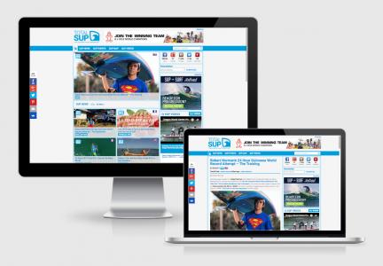 Création site web Liège Total Sup