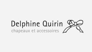Création de site web Liège e-commerce Delphine Quirrin logo