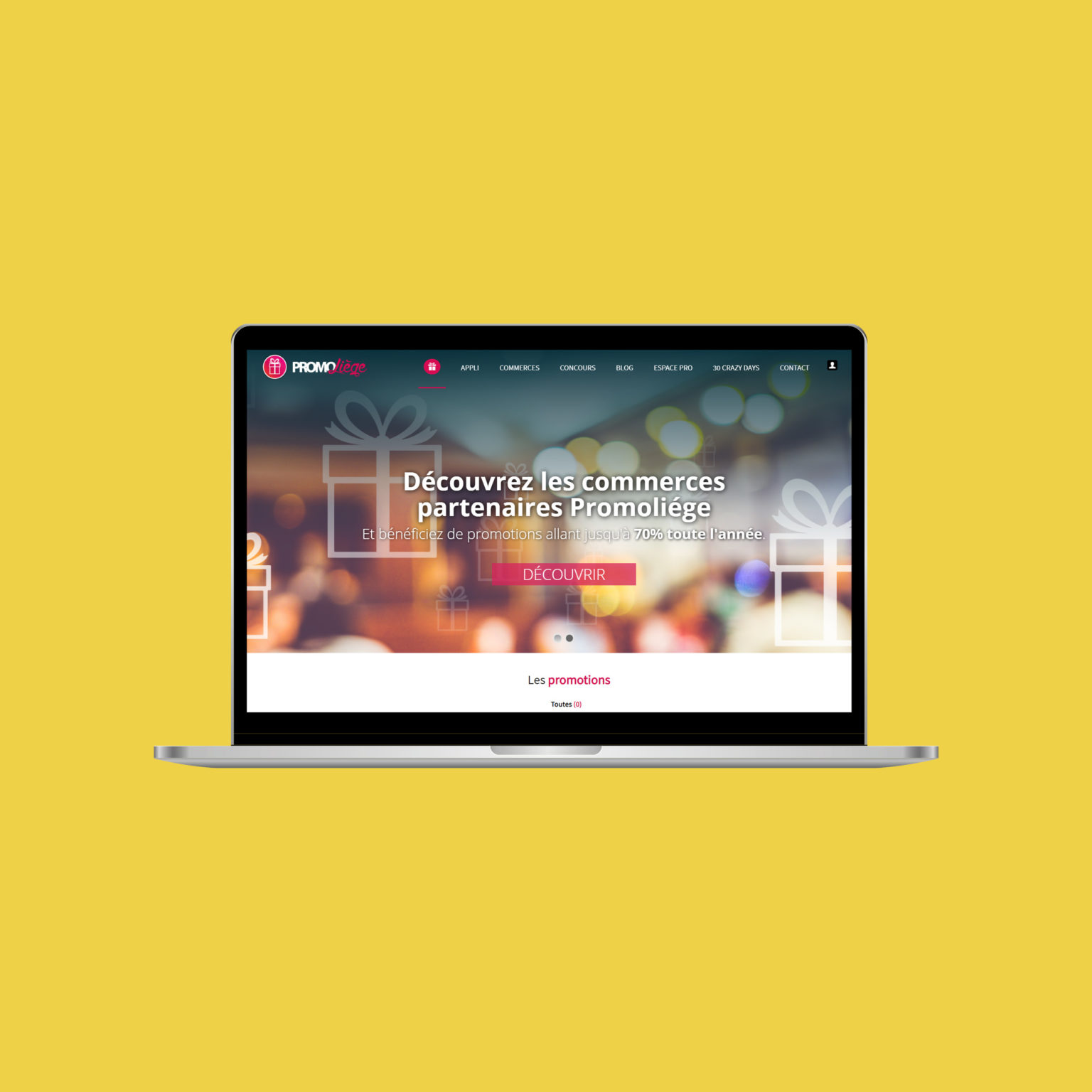 Miko Digital Agence web à Liège - Promoliège