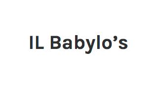 Création de site web logo Il Babylos Liège