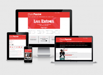 Création Portada Site Web Club Plasma Bruxelles