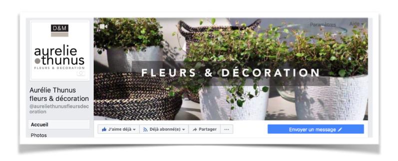gestion page facebook aurelit thunus
