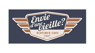 Agence web Liège Logo Oldtimer Cars