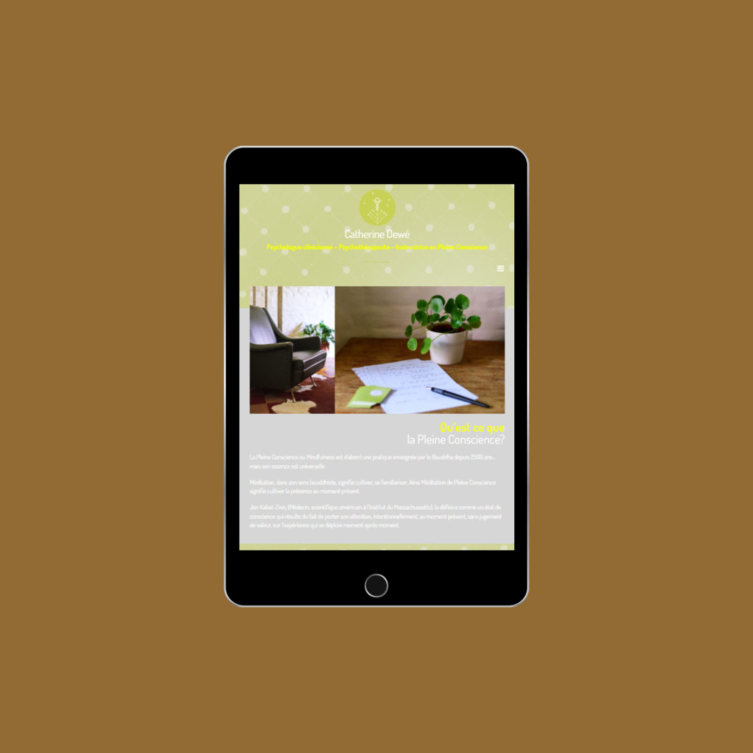 Miko Digital Agence Web à Liège - Psychologue Dewe