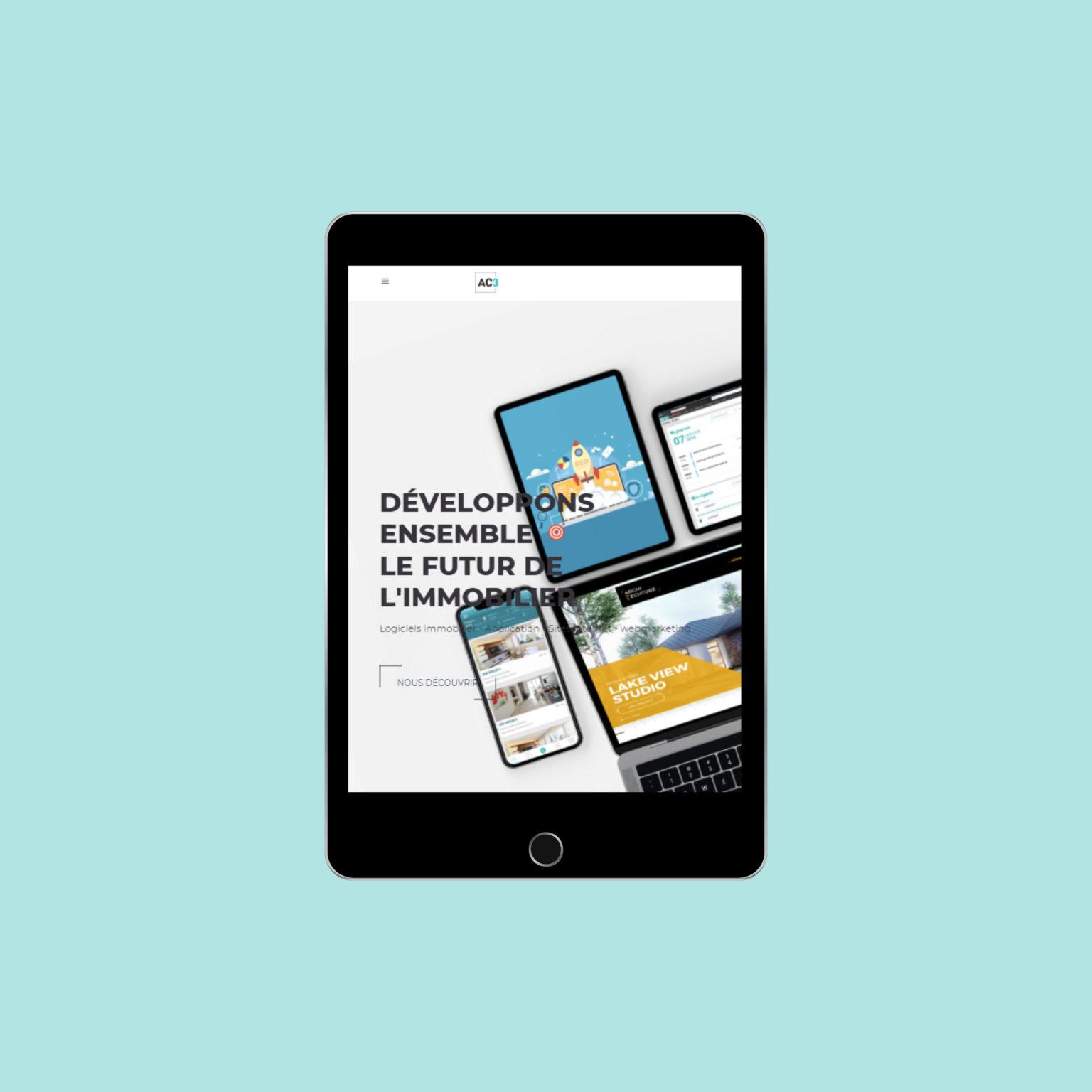 Miko Digital Agence web à Liège - Immofacile