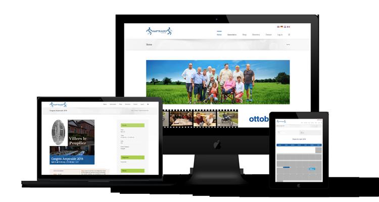 Création site web Amptraide
