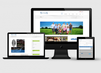 Création site web Amptraide Liege