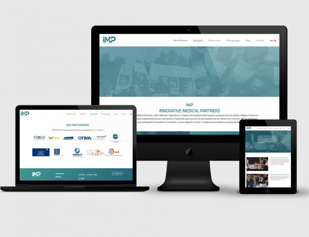 Création site web Imp France