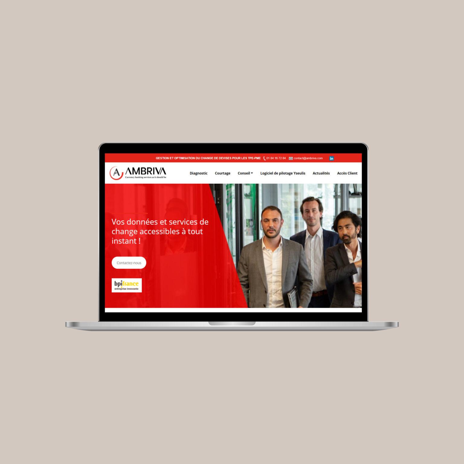 Miko Digital Agence Web à Liège - Ambriva