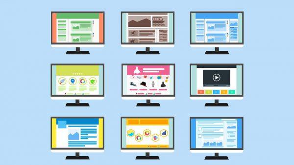 Les différents types de sites web
