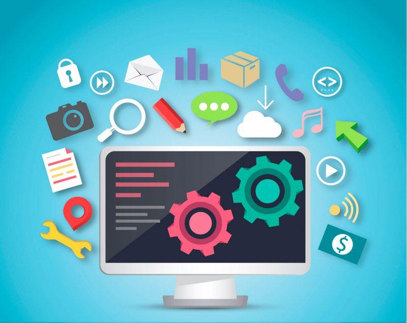 créer un site web dynamique