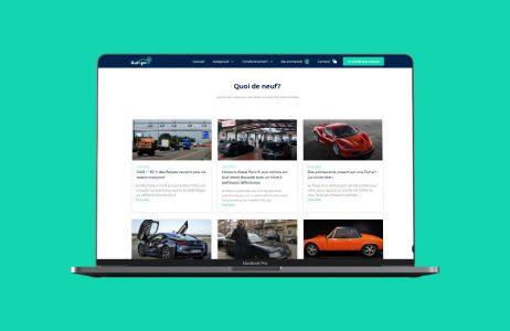 Site web Autopro24