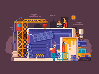 construction site web